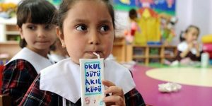 Okul sütü ihalesi sonuçlandı