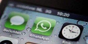 Whatsapp'da skandal hata