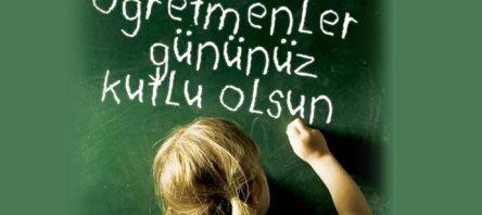 24 Kasım Öğretmenler günü şiirleri!