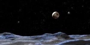 Plüton'da dünyanın bir günü, 6.4 güne eşitmiş!