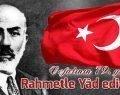Mehmet Akif milletin ruhunu okudu, ateşten kelimelerle bilincini dokudu