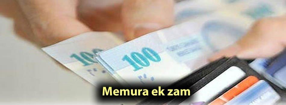 Memur enflasyon farkı hesaplandı!