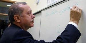 Cumhurbaşkanı Erdoğan başarının sırrını verdi