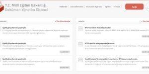 DYS Sayfa Görüntülenemiyor Hatası ve Çözümü