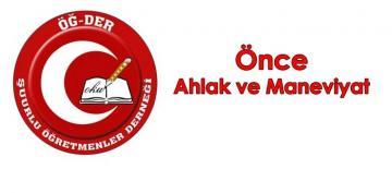 """ÖĞ-DER'den """"Bir Öğretmen Olarak Hz. Muhammed (SAV)"""" Konferansı"""